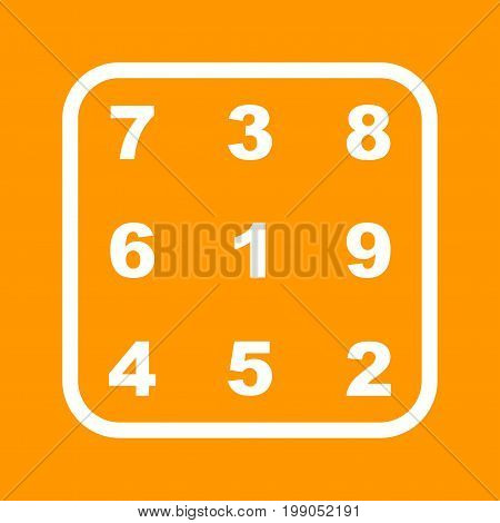 Number, equation, theory icon vector image. Can also be used for Math Symbols. Suitable for use on web apps, mobile apps and print media.