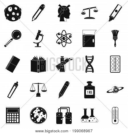 Magistracy icons set. Simple set of 25 magistracy vector icons for web isolated on white background