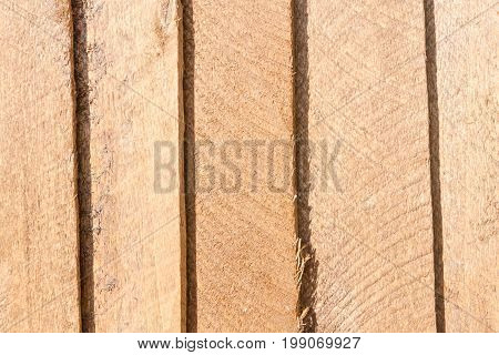 Lining Made Of Wood