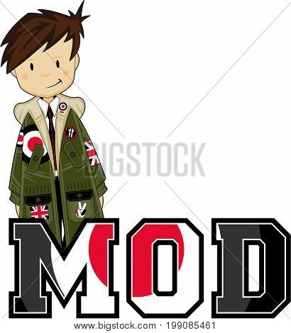 M Is For Mod 119