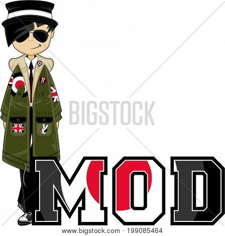 M Is For Mod 120