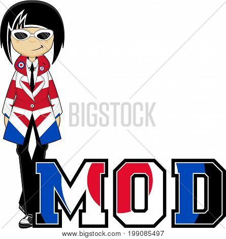 M Is For Mod 122