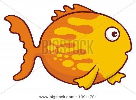 Goldfish Cartoon