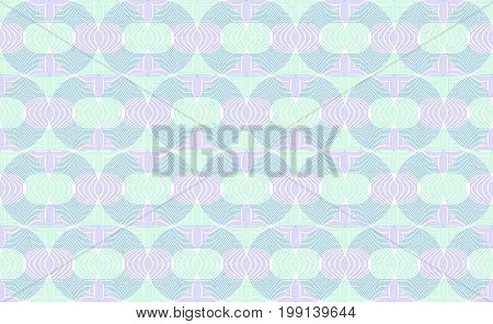 geometric seamless repeating pattern on a white background