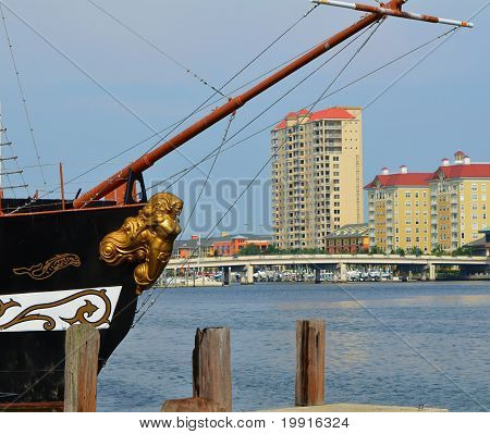 A Nautical view of Tampa Bay