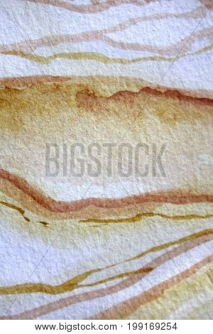 Abstract Watercolor Rock Textures