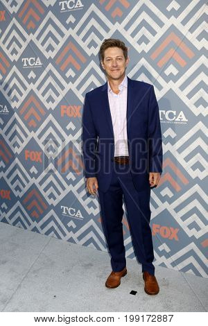 LOS ANGELES - AUG 8:  Kevin Rahn at the FOX TCA Summer 2017 Party at the Soho House on August 8, 2017 in West Hollywood, CA