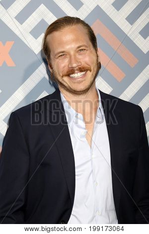 LOS ANGELES - AUG 8:  Scott MacArthur at the FOX TCA Summer 2017 Party at the Soho House on August 8, 2017 in West Hollywood, CA