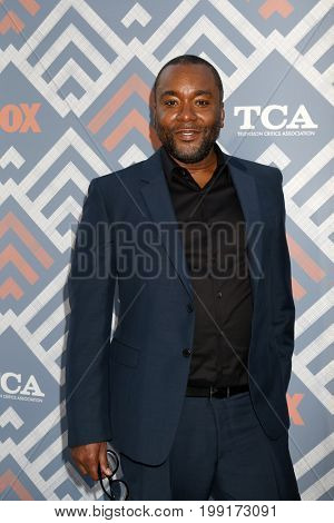 LOS ANGELES - AUG 8:  Lee Daniels at the FOX TCA Summer 2017 Party at the Soho House on August 8, 2017 in West Hollywood, CA