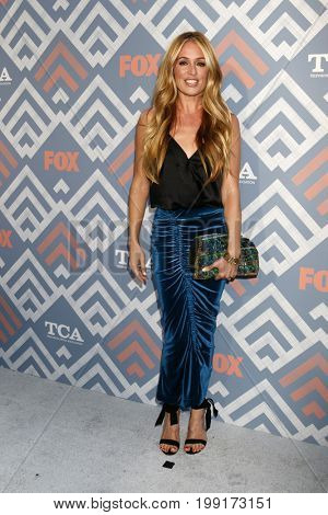 LOS ANGELES - AUG 8:  Cat Deeley at the FOX TCA Summer 2017 Party at the Soho House on August 8, 2017 in West Hollywood, CA