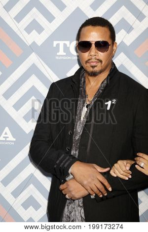 LOS ANGELES - AUG 8:  Terrence Howard at the FOX TCA Summer 2017 Party at the Soho House on August 8, 2017 in West Hollywood, CA
