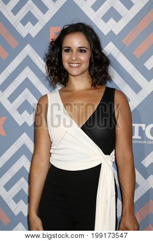 LOS ANGELES - AUG 8:  Melissa Fumero at the FOX TCA Summer 2017 Party at the Soho House on August 8, 2017 in West Hollywood, CA