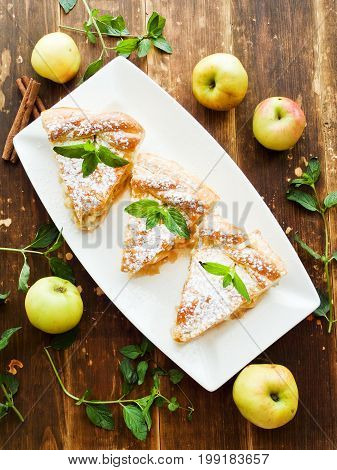 Sweet Apple Pie