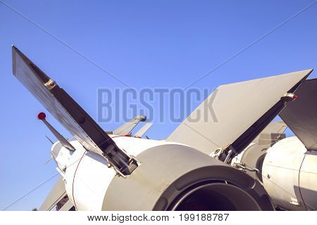 Air Defense, Surface To Air Missile On Ground Launcher 2