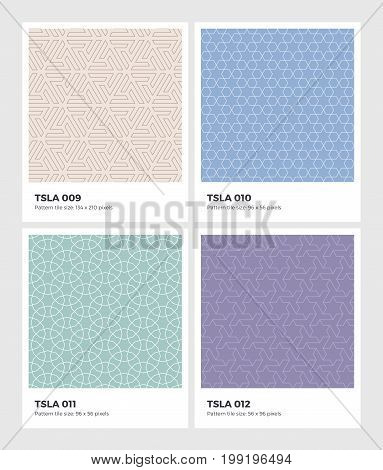 Tessellation-seamless-pattern-geometry-background-vector-texture-03