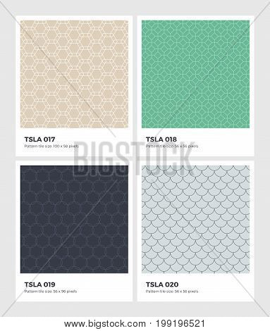 Tessellation-seamless-pattern-geometry-background-vector-texture-05