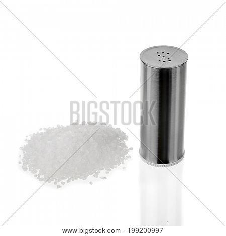 Spilled Salt and Saltcellar