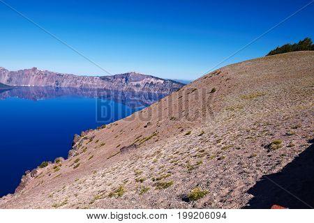 Crater Lake National Park Oregon United States