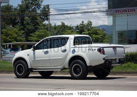Private Car, Mitsubishi Triton Pickup Truck.