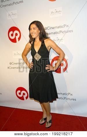 Alexandra Castro attends the