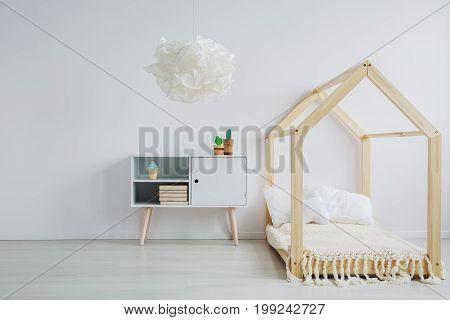 Minimalist Room For Children