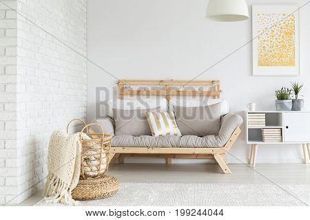 Sofa In Apartment
