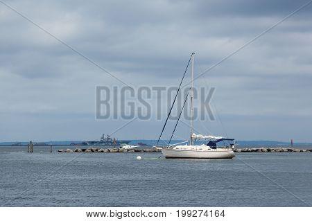 Atlantic Highlands Municipal Marina