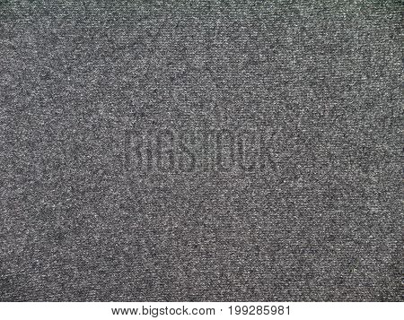 Heather gray polyester activewear knitted fabric texture