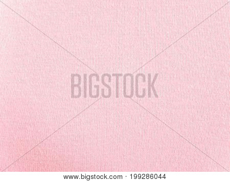 Blush pink cotton knitwear fabric texture swatch