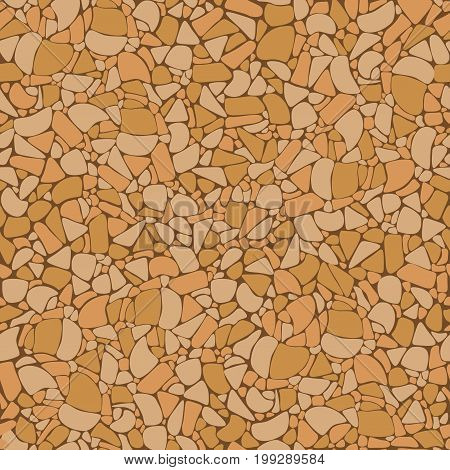 Cork board texture seamless pattern.  Cork board texture vector.