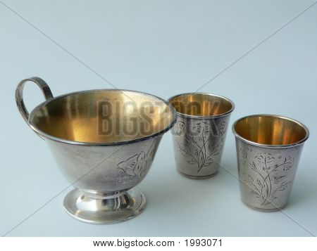 Antiques Cups