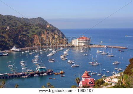 Avalon Bay. Catalina, California
