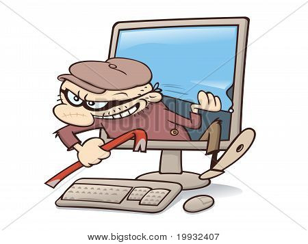 Computer intrusion