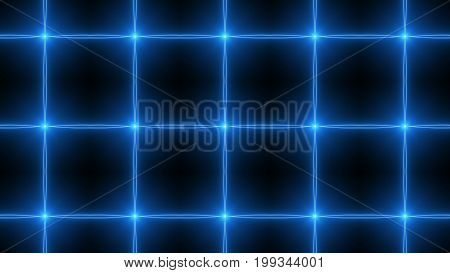 Abstract kaleidoscope backdrop. 3d rendering technology background.