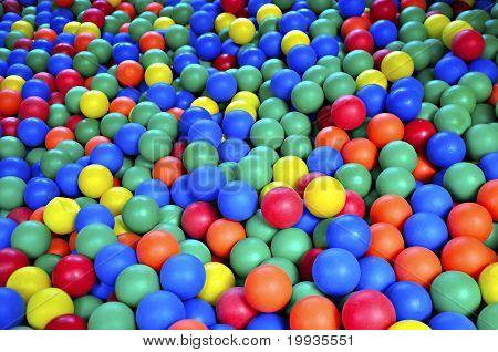 Ball Teich