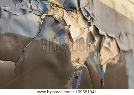broken marble in the dark and warm colors marble background texture closeupBroken color backgroundblurred photo