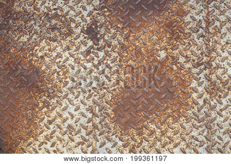 Steel plate slip old metal floor sheet rusty steel plate texture metallic texture steel industry background aluminum surfaces background industrial shiny metal silver with rhombus shapes.
