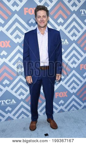 LOS ANGELES - AUG 08:  Kevin Rahm arrives for the FOX TCA Summer Press Tour 2017 on August 8, 2017 in West Hollywood, CA