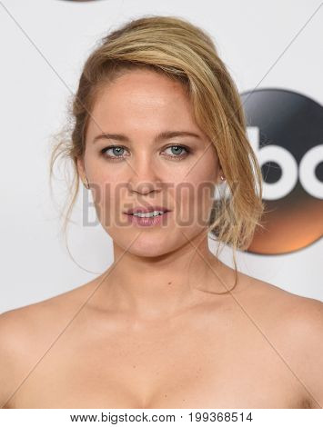 LOS ANGELES - AUG 06:  Erika Christensen arrives for the ABC TCA Summer Press Tour 2017 on August 6, 2017 in Beverly Hills, CA