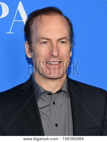 LOS ANGELES - AUG 02:  Bob Odenkirk arrives for the HFPA's Grants Banquet on August 2, 2017 in Beverly Hills, CA