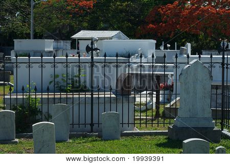 Old Key West Cemetary