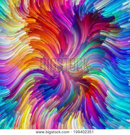 Dance Of Painter Palette