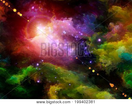 Vision Of Color Space