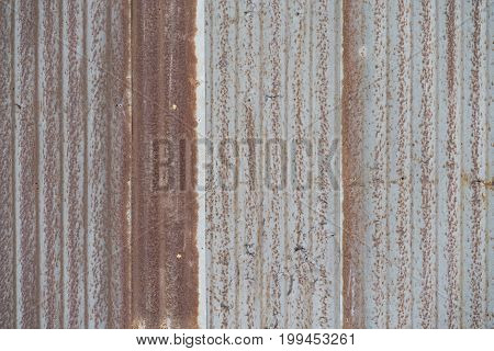 sheet metal corroded and rust texture and background