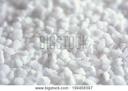 Salt Crystals Macro