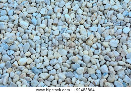 Gravel texture. Gravel background. Stones textureRoad gravel texture. Gravel background. Stones texture.
