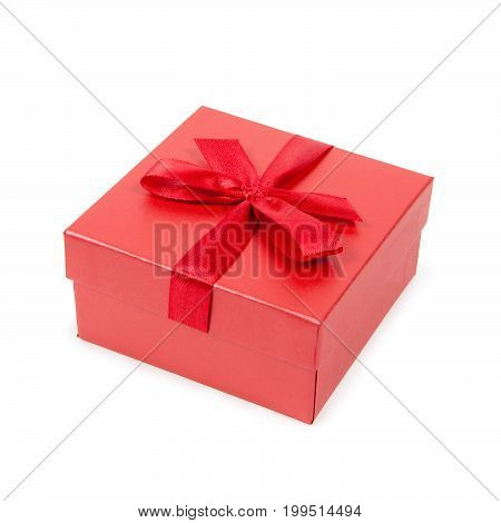 Fancy Box, Isolated Against White Background