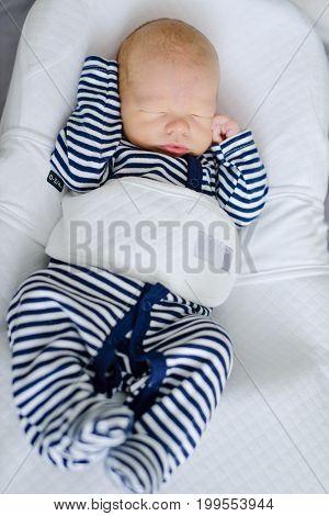 Newborn In  Cocoon