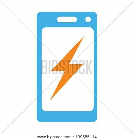 Mobile Battery Charging Icon