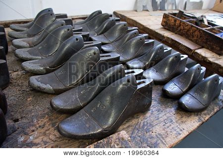 Iron Shoe Lasts